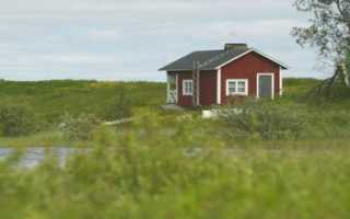 Как оформить землю возле дома