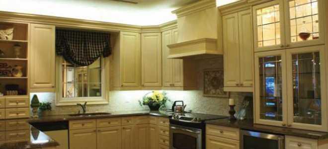 Как подобрать светильник для кухни