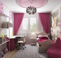 Как подобрать обои в детскую комнату девочки