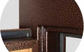 Как приклеить резинку на железную дверь