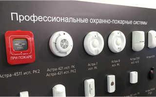 Как работает ручной пожарный извещатель