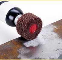 Как очистить ржавый металл
