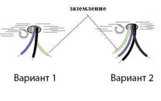 Как правильно подсоединить люстру с четырьмя проводами