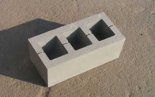 Как правильно делать кладку блоков
