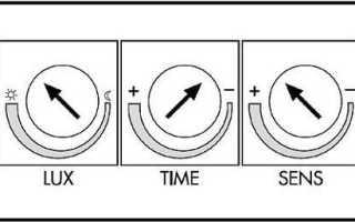 Как пользоваться датчиком движения