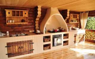 Как распланировать кухню в частном доме