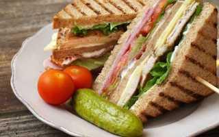 Как правильно делать сэндвичи