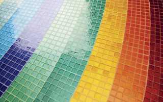 Как подобрать фугу для плитки