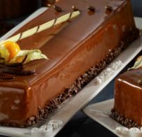 Как приготовить шоколад на торт