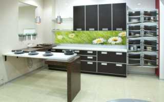Как подобрать стеновую панель для кухни