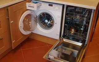 Как правильно подключить посудомоечную машину к канализации