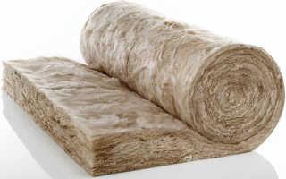 Как правильно утеплить потолок дома минватой
