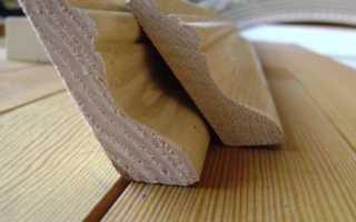 Как правильно резать деревянный плинтус