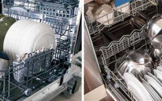 Как правильно заполнить посудомоечную машину