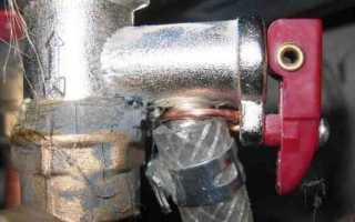 Как подключить клапан к водонагревателю