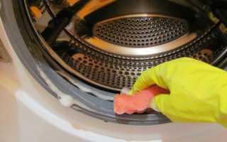 Как очистить барабан стиральной машинки