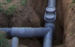 Как работает городская канализация
