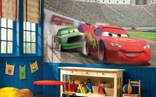 Как разукрасить детскую комнату