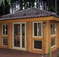 Как построить летнюю кухню на даче