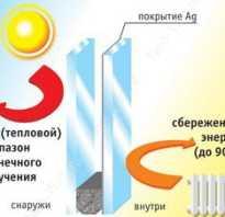 Как определить энергосберегающие стекла