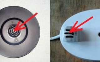 Как починить крышку электрочайника