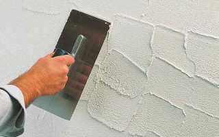 Как правильно наносить раствор на стену