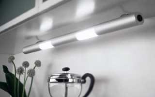 Как подключить две лампы дневного света