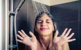 Как проводить контрастный душ