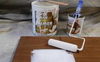 Как покрасить деревянную мебель в белый цвет
