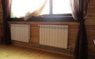 Как правильно установить биметаллический радиатор отопления