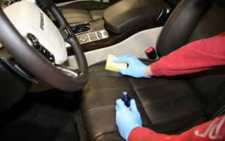 Как почистить тканевый салон автомобиля самостоятельно