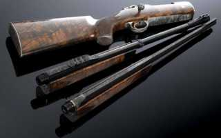Как правильно воронить оружие