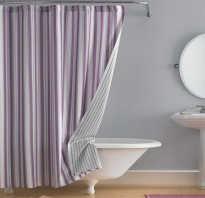Как отстирать занавеску в ванной от желтизны