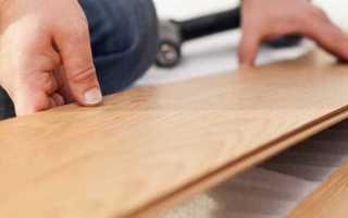 Как правильно расположить ламинат в квартире