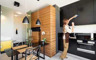 Как правильно сделать уборку в квартире