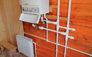 Как организовать отопление на даче