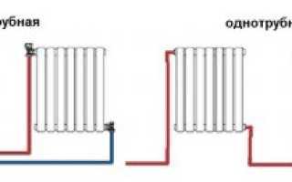 Как правильно подключать батареи в доме