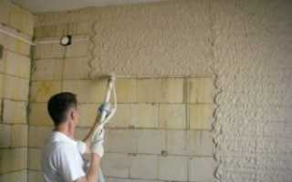 Как правильно штукатурить стены гипсовой штукатуркой видео