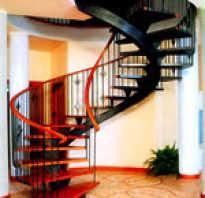 Как поставить лестницу в доме