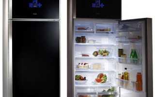 Как разморозить холодильник вестел