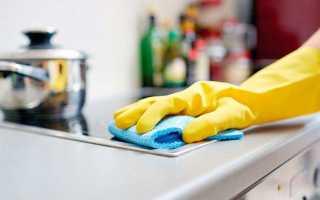Как очистить въевшийся жир