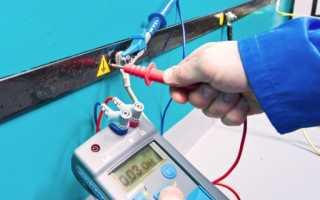 Как проверить заземление в контуре заземления тестером