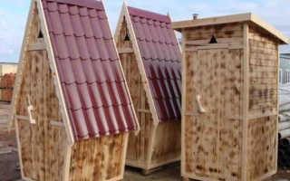 Как правильно установить туалет на даче