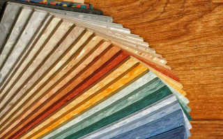 Как прибить линолеум к деревянному полу