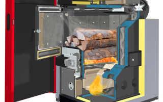 Как правильно обвязать твердотопливный котел отопления схема