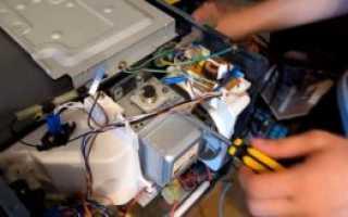 Как проверить высоковольтный предохранитель в микроволновке