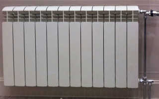 Как правильно собрать батарею отопления