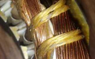 Как подключить однофазный двигатель с пусковой обмоткой