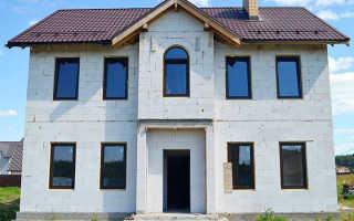 Как построить дом из блоков с нуля