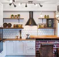 Как расставить кухню в хрущевке